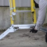 WorkMaster 550mm Step Platform