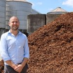 Reaping benefits of agricultural waste