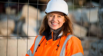 Tackle gender pay gap with more women in construction