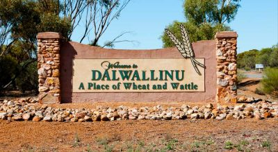 Redevelopments finished in Dalwallinu and Wongan Hills