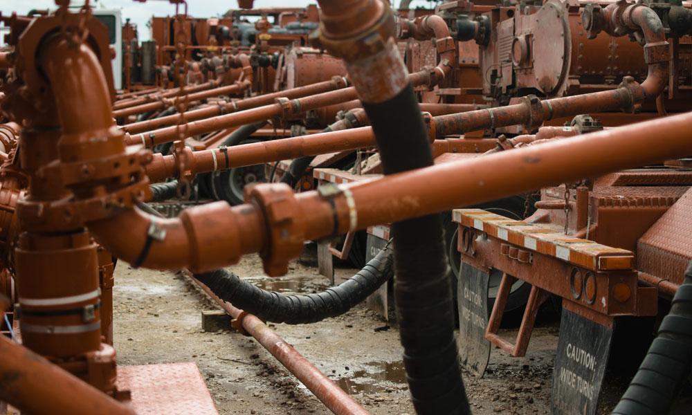 onshore gas exploration