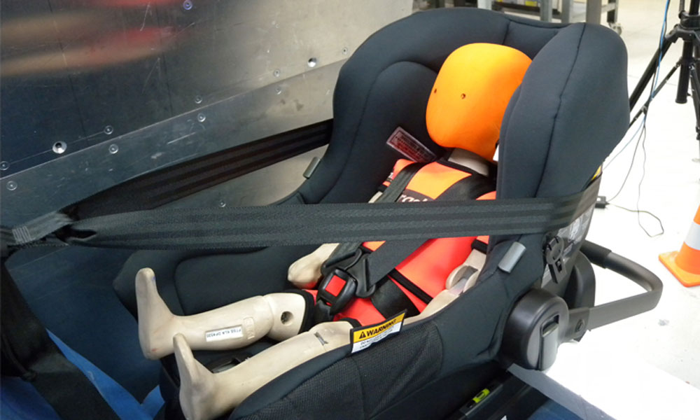 Mass Laws On Car Seat