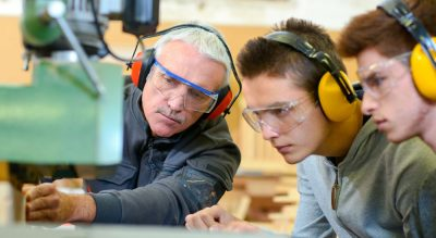 Apprenticeship fund a positive step to getting back on track