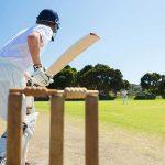 Grants to improve cricket facilities