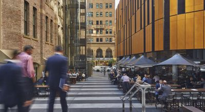 Digital future for Sydney's street furniture