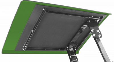 A&I Products Steel-top Canopies for Utility Tractors recall