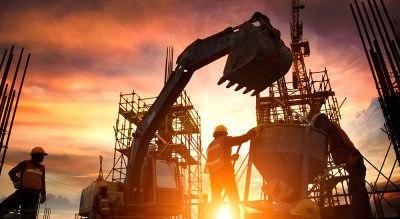 Encouraging a competitive infrastructure construction market