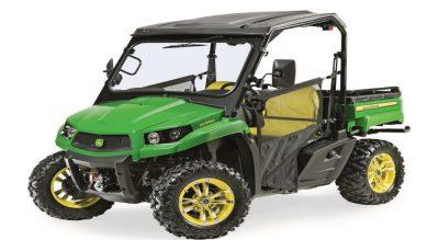 John Deere XUV590 Gator Utility Vehicles recalled