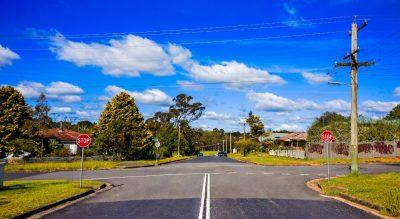 Horsham intersection upgrade begins
