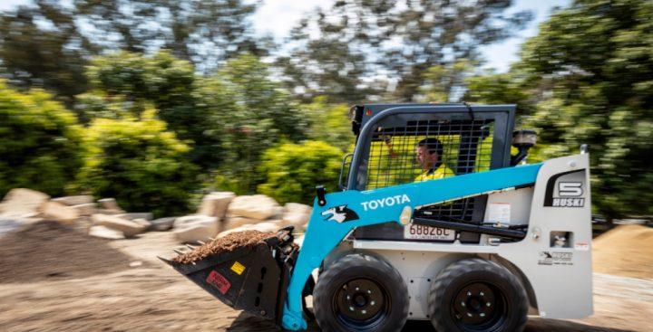 Toyota Huski cuts landscaper's labour costs