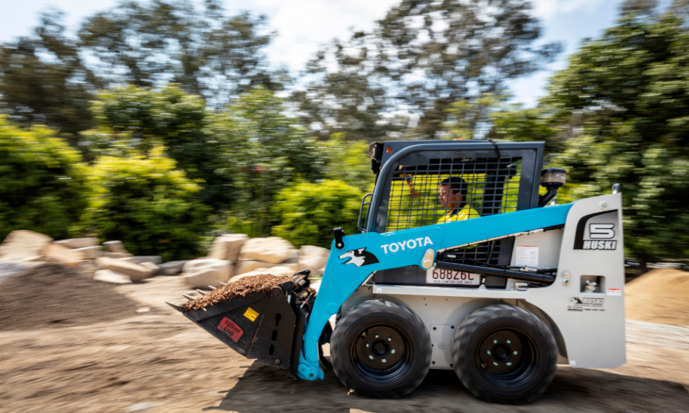 Toyota Huski Cuts Landscaper S Labour Costs Fencit
