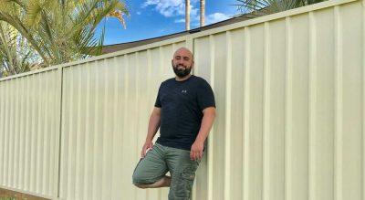 Rashad Samman talks to The Fence