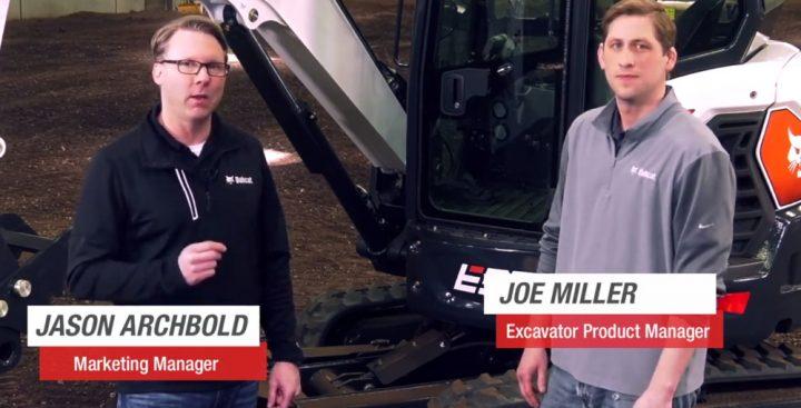 Bobcat R-Series Excavators
