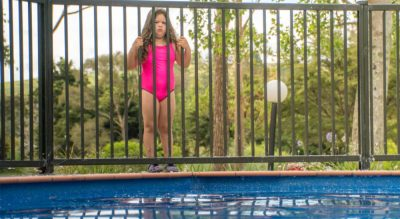 Fencing protects children from drowning