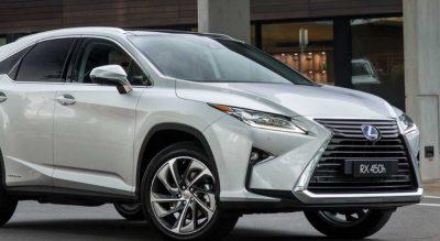 Lexus high-tech road safety