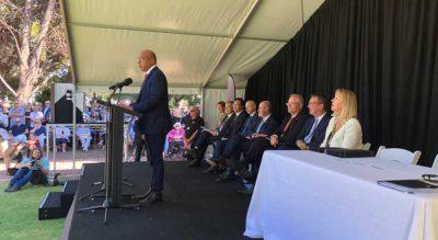 Visionary 'Next-Gen' Mega Steel Plant for Whyalla