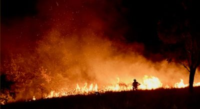 Bushfire assistance for northern NSW