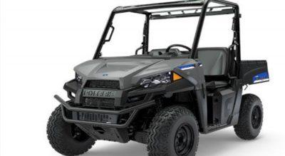 Polaris Ranger EV Utility Vehicle MY2015-2019 recall