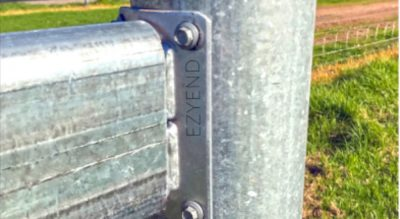 EzyEnd fencing product