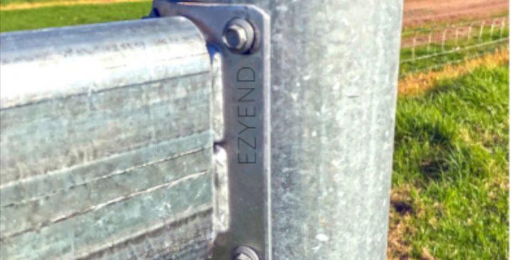 EzyEnd fencing product