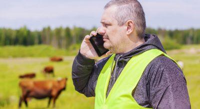 Fixing mobile black spots in regional communities