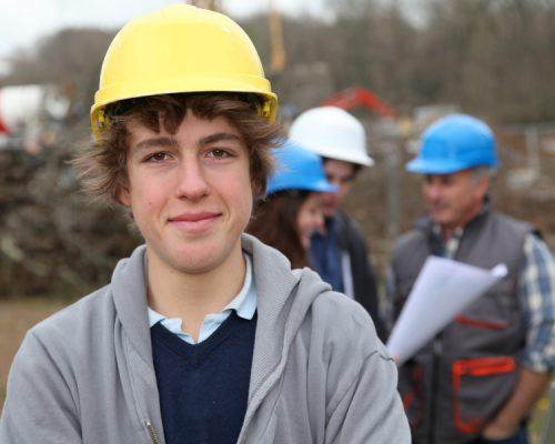 Trainee, apprentice, labourer?