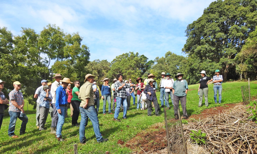 Rural Landholder Initiative field day 1