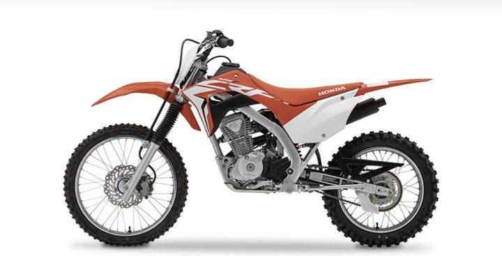 New Honda kids bikes
