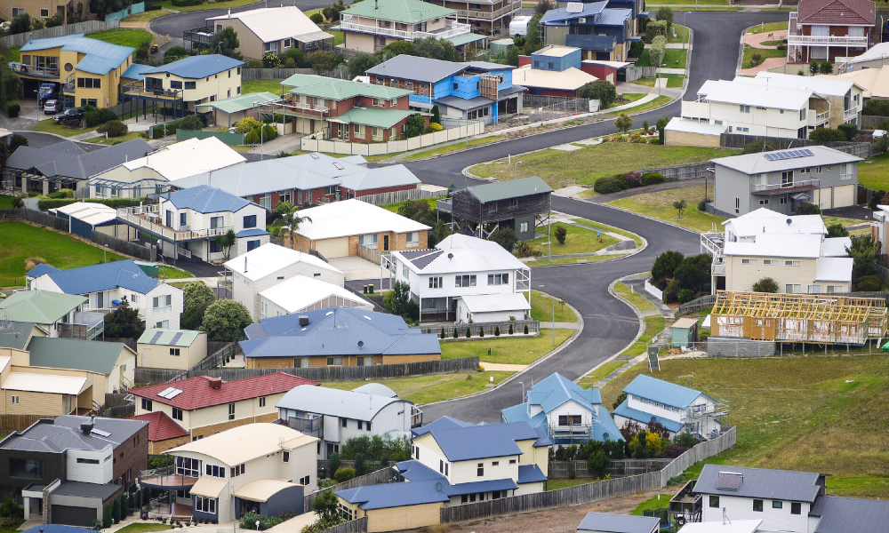victoria rural infrastructure housing building stock image