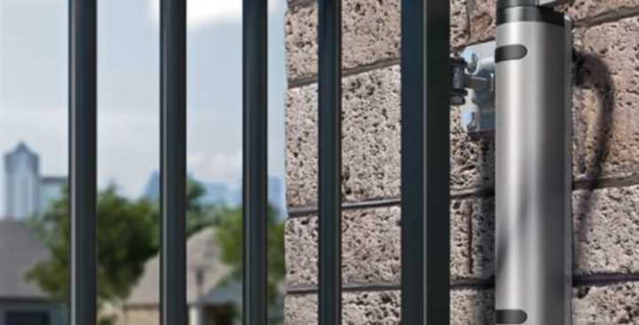Powerful new gate closer is anything but a wallflower