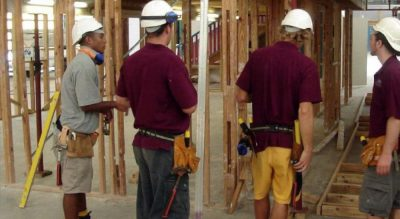 Builders back new $60m for apprentice wage subsidy