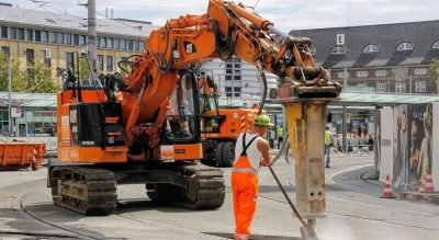 Engineering construction slumps as industry waits on infrastructure