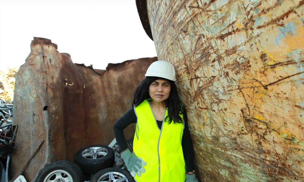 Veena Sahajwalla tf september 2019