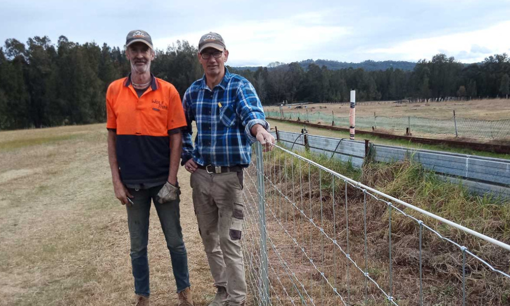 wolf rural fencing the fence september 2019