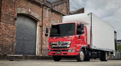 Allison Automatics account for 65 Percent of medium-duty Hino truck…