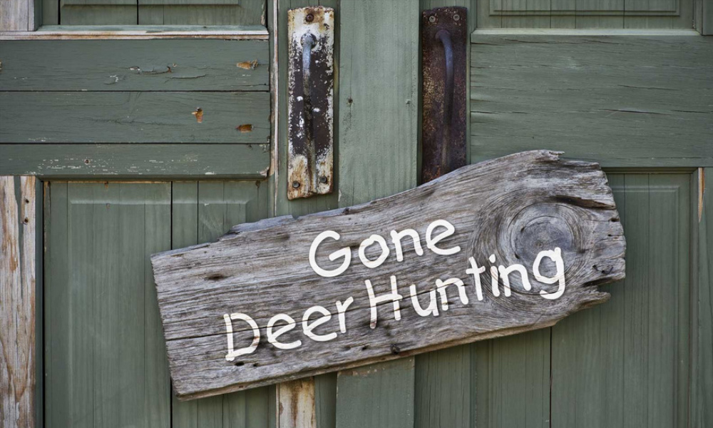 deer hunting tf october 2019