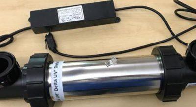 Endless Pools US — Delta UV Model EA-4H-10 Generator recall