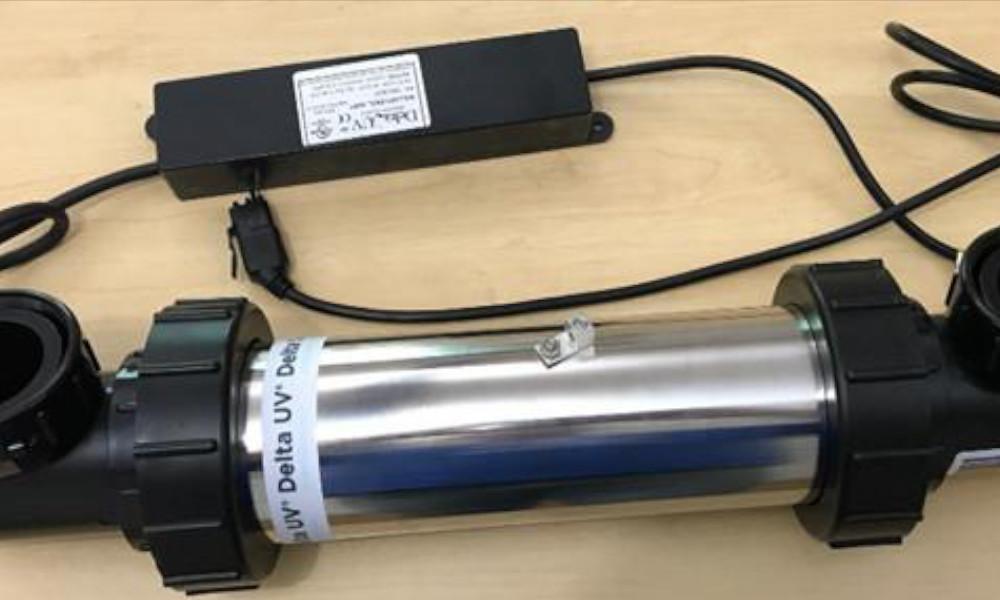 Delta UV Generator