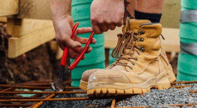 Get back to work like a boss with the Blundstone…