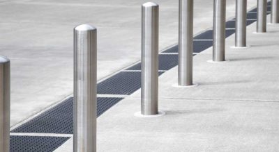 Steel bollards to protect Victorian sporting events